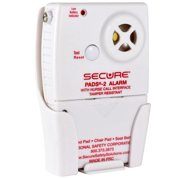 PADS-2 Fall Management Alarm