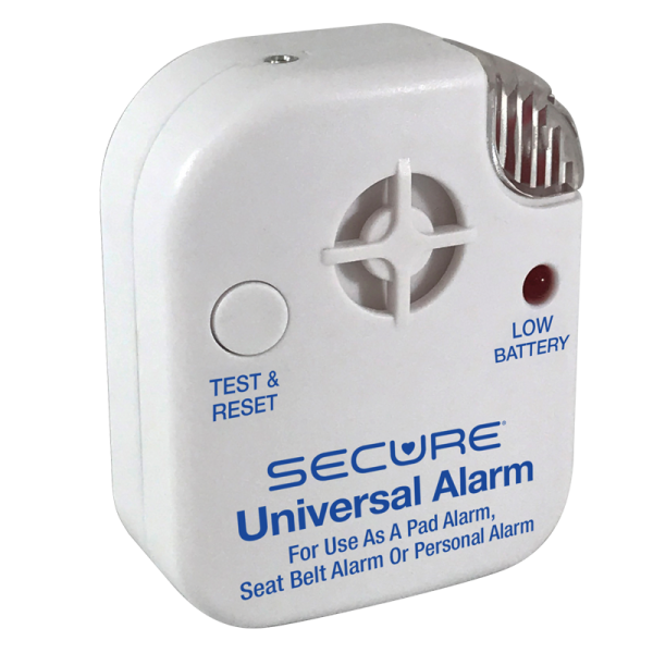 Secure Universal Fall Management Alarm