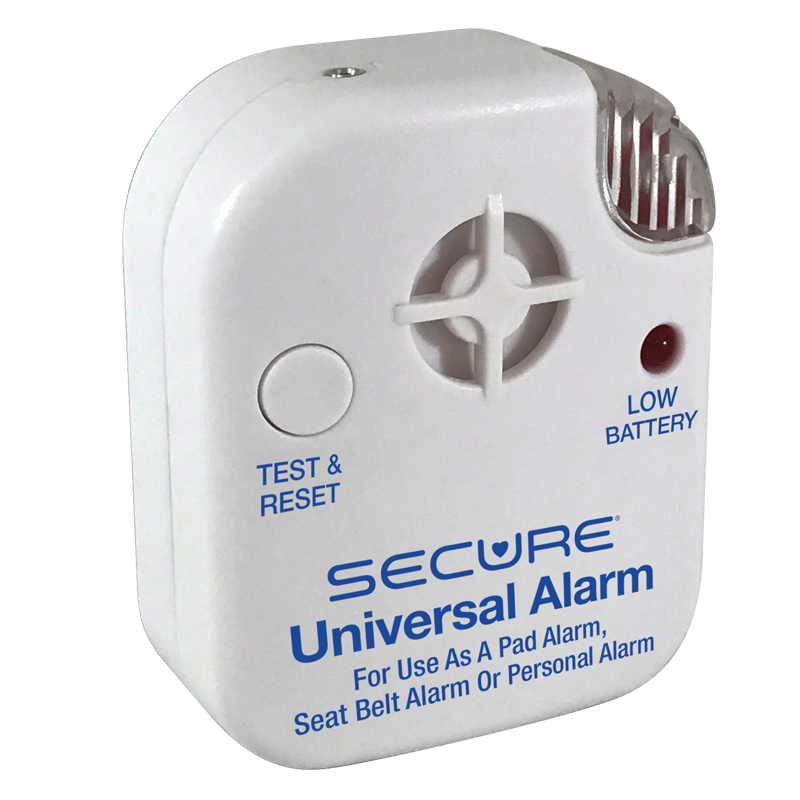 Fall Management Alarm Monitors Secure Safety Solutions