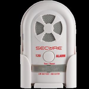 120 dB Fall Managment Alarm front