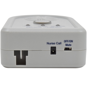 Wirless Fall Monitoring Alarm bottom