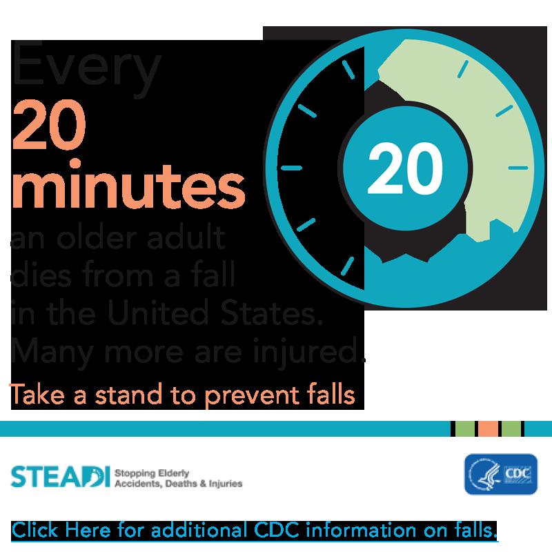 CDC Fall Prevention