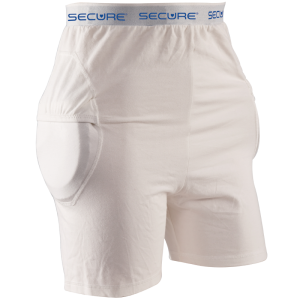 Hip Protector with removable tailbone and hip pads