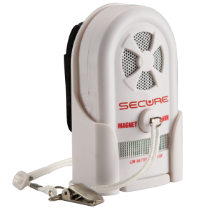 Secure® Magnet Alarm with Protective Holder