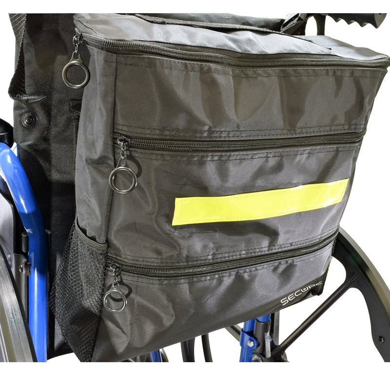 Wheelchair Amp Walker Storage Bags Secure Safety Solutions
