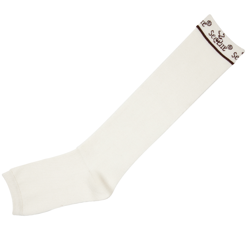 Wound Prevention SecureSleeves for Legs in Ivory