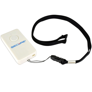 Wireless Sensor Pad Transmitter or Nurse Call Button w/Lanyard