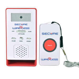 One Call Button Caregiver Alert System - Front