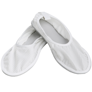 Secure® Fall Management Slip-Resistant Shower Shoes - Top Angle
