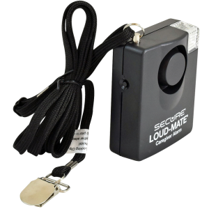 Secure® Loud-Mate® Pull String Fall Monitor - side view
