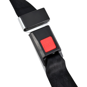 Secure® Non-Monitoring Quick-Release Wheelchair - buckle Seat Belt