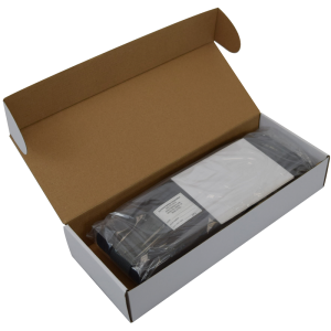 Secure® EZ Release Soft Wheelchair Seat Belt - package