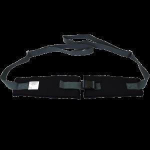 Secure® EZ Release Soft Wheelchair Seat Belt - front