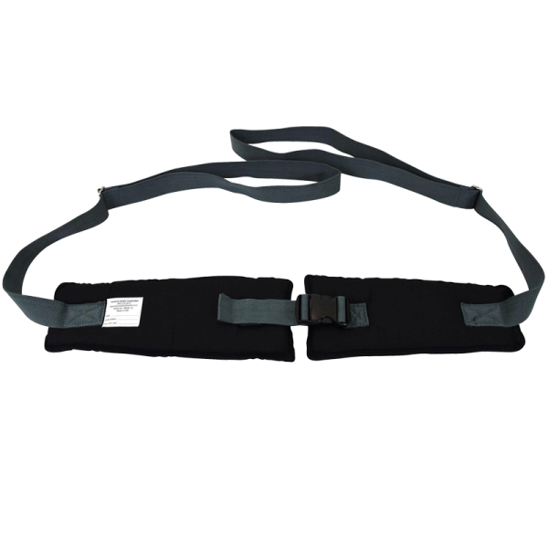 Secure® EZ Release Soft Wheelchair Seat Belt - front