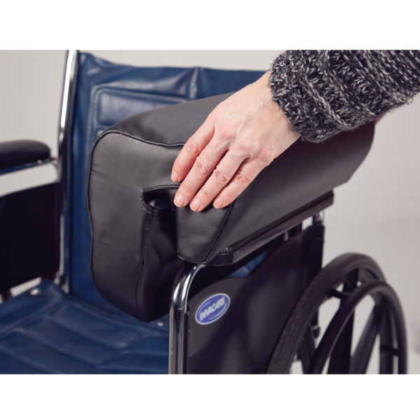 Secure® Wheechair Deluxe Arm Support Cushion - positioning