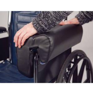 Secure® Wheechair Deluxe Arm Support Cushion - positioning 2