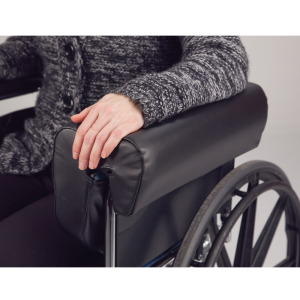 Secure® Wheechair Deluxe Arm Support Cushion - use
