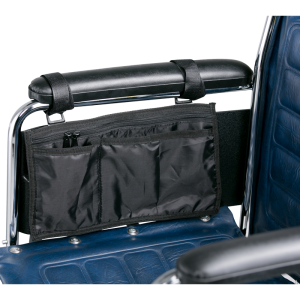 Secure® 3-Pocket Wheelchair or Walker Mobility Pouch - Wheelchair