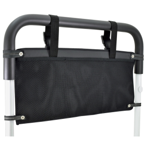 Secure® Bed Rail Storage Pouch back view