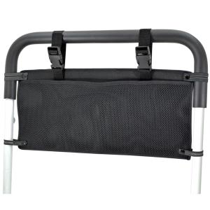 Secure® Bed Rail Storage Pouch front view