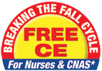 Free CE - Breaking the Fall Cycle