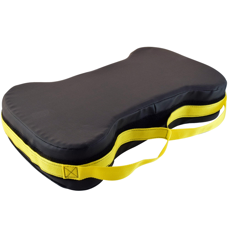 Secure® Wheelchair Lap Cushion - angled view