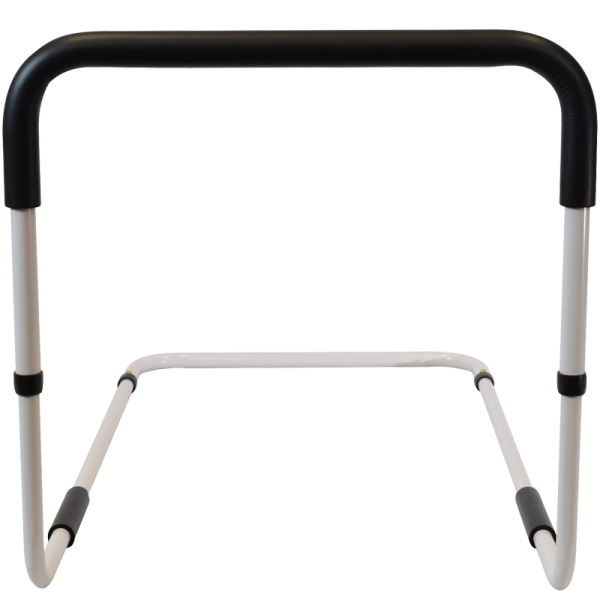 Secure® Adjustable Fall Management Bed Rail - front