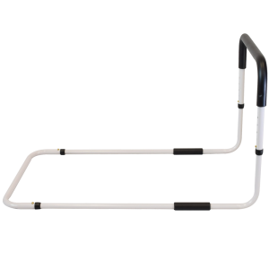Secure® Adjustable Fall Management Bed Rail-side