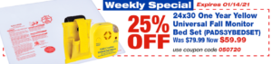 Weekly Promotion 1-5-21